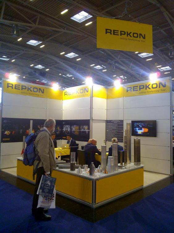 Repkon Airtec 2016 fuarına katılım gerçekleştirdi