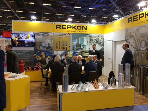 Repkon olarak Eurosatory 2016 fuarına katılım gerçekleştirdik