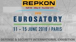 REPKON is participating in Eurosatory Defense&Security International Exhibition