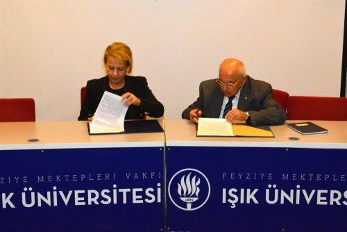 Repkon ve Işık Üniversitesi arasında yeni bir İş Birliği