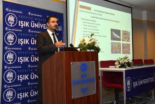 Repkon and Işık University Have Signed the Protocol of Cooperation