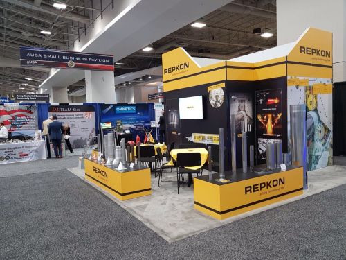 We participated in AUSA between 9-11 October 2017